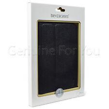 Original Beyzacases Leder Folio Fall für Apple iPad Mini 1 2 3 Retina Schwarz
