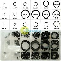 Circlip Set external Circlips snap Ring assortment set 300pc retaining cir clips