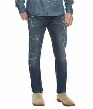 Polo Ralph Lauren Hampton Relaxed Sawyer Paint Splatter Jeans Sz 48x30 NWT $186+