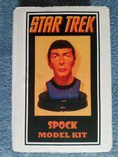 Risen Star Trek Spock Bust Model Kit