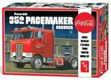AMT 1/25 Peterbilt 352 marcapasos Cabover 'Coca Cola' # 1090