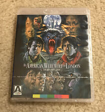 *New* An American Werewolf In London - Arrow Special Edition - Blu-ray Sealed