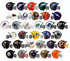 NFL Riddell Mini Pocket Size Football Helmet Pick Your Favorite Team Gumball