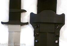 ULTRA RARE PROTOTYPE ~ Cold Steel OSS Double Edge Sub Hilt Fighter Sterile Knife