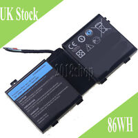 Battery for Dell Alienware 17 R1 17X M17X R5 02F8K3 G33TT 0G33TT 0NU209 451-BBCB