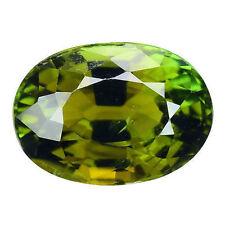 Mozambique Natural Oval Transparent Loose Gemstones