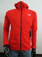 NWT Mens TNF The North Face L3 Ventrix Hybrid Hooded Insulated Jacket - Fiery