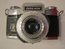 ZEISS IKON CAMERA - CONTAFLEX SYNCHRO-COMPUR-X - MADE IN GERMANY - TUB BN-20
