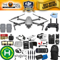 DJI Mavic 2 Zoom 2 BATTERY PRO ACCESSORY BUNDLE W/ Filter Kit, Drone Vest + More