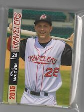 COMPLETE 2015 ARKANSAS TRAVELERS TEAM SET MINOR LEAGUE AA ANGELS