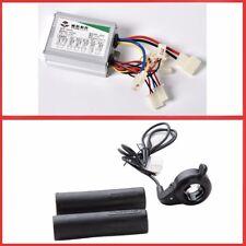 500 Watt 48 Volt speed control box w Thumb throttle f electric brush motor