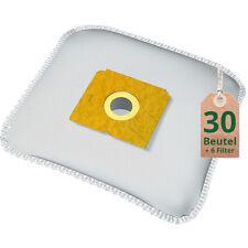 30 Vlies Staubsaugerbeutel Filtertüten - sehr gute Alternative zu Menalux 1002