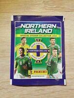 Panini Northern Ireland 2016 10 Tüten Bustina Pochette Sobres Pack Football
