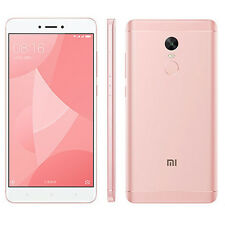 New Xioami Redmi Note 4X Duos 64GB 4GB 4G Android 6 MIUI 8.0 DecaCore Rose Gold