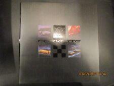 2002 Corvette Sales Brochure in Envelope NOS Excellent Condition
