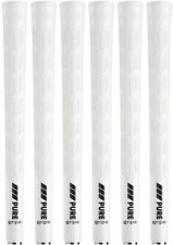 Pure Dtx White Standard Size Golf Grips - Set of 6 - Authorized Distributor!