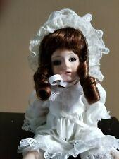 "Bru J  Porcelain 14"" Tall Doll"
