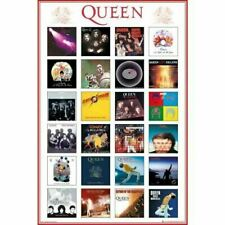 Queen Poster Covers 138 Official Licensed Product
