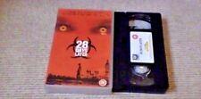 28 Days Later UK PAL VHS VIDEO 2003 Cillian Murphy Christopher Eccleston HORROR