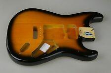 Fender Squier Affinity Series Strat Stratocaster Guitarra de Cuerpo 2 3961 ráfaga de tono