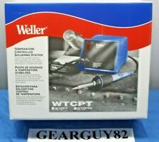 New Weller Temperature Controlled Soldering Unit Station Model Wtcpt H21