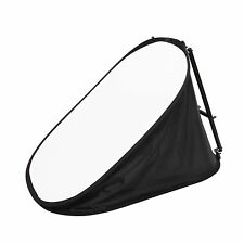 70x100CM Indirect Floor  Softbox Reflector Integrated H Bracket For Flash Mount