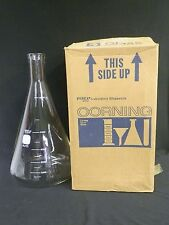 PYREX 6000ML ERLENMEYER FLASK NO 4980 UNUSED IN BOX