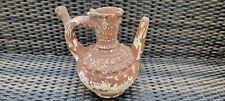 Absolutely spectacular ancient Minoan drinking jug Must read description LJP164m