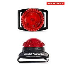 EzyDog Adventure Light Flashing Dog Safety LED Light - RED