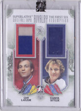 13-14 ITG Guy Lafleur Darryl Sittler /9 Jersey Superlative The First Six 2013