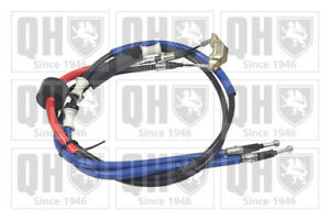 OPEL MERIVA A 1.3D Handbrake Cable Rear 03 to 10 2040013RMP Z13DTJ Hand Brake QH