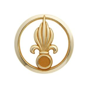 Ancien model insigne de béret du 3°REI 3°R.E.I Légion Étrangère