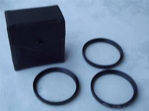 49mm Close Up Filter Set - cased