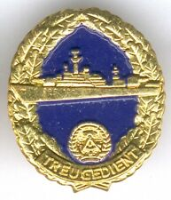 Old East German Restervistenabz./Item from the Marine Patrol - Bartel Nr.842