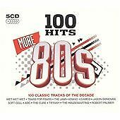 More 80's 100 Hits (More 80's Pop, 2009) ABC The Cure  Jam Kiss Texas Level 42