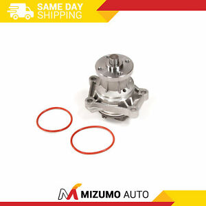 Water Pump Fit 01-09 Suzuki Grand Vitara XL-7 Chevrolet Tracker 2.7 H25A H27A
