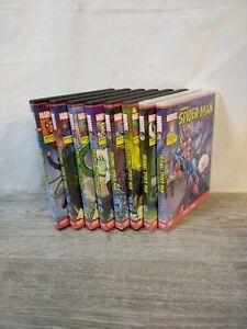 Original Spider-Man Seasons 1 2 3 Complete Collection DVD Boxset All 52 Episodes