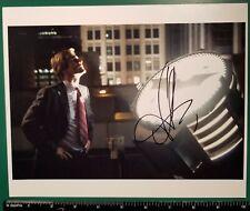 Aaron Eckhart signed Harvey Dent photo Batman Dark Knight two face autograph