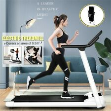 Tapis Roulant Elettrico Pieghevole Professionale 10 km/h LCD Treadmill