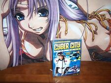 Cyber City - Time Bomb - BRAND NEW - Anime DVD - No saw cut, Not overstock