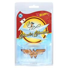 HOT WHEELS WONDER WOMAN INVISIBLE JET RARE 2017 COLLECTOR EDITION
