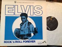LP ELVIS PRESLEY *Rock'n'Roll forever* RCA Special Products/Candlelite US