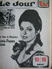 TV JOUR 76/43 (16/7/76) SANDRA MONTAIGU