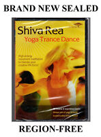 Brand New Sealed Yoga Trance Dance DVD Shiva Rea (2006) Fitness Wellness Danse
