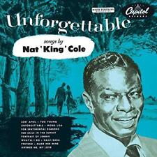 "Nat King Cole - Unforgettable (NEW 12"" VINYL LP)"