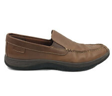Cole Haan Slip On Comfort Loafer Shoes Mens Size 10 M Brown Leather Sneakers