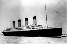 The Titanic Old Photo Poster 24x36