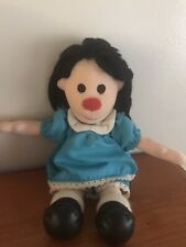 """Vintage 1997 Big Comfy Couch Molly Plush Doll 9"""""""