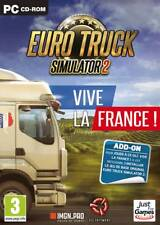 "Euro Truck 2 Simulator  ""Vive la France""  VF NEUF SOUS BLISTER"