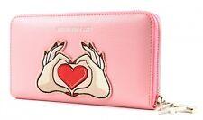 GEORGE GINA & LUCY Let Her Wallet Viltvolt Geldbörse Pink Patch Pink